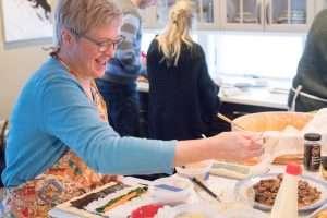 Sushi Workshop at Blu Skye Acres