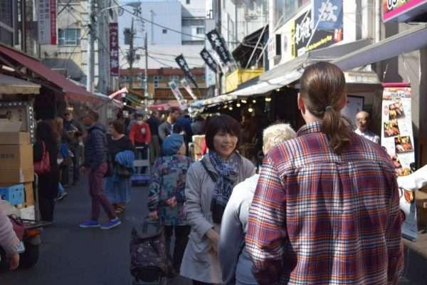 Tsukiji Market Tour