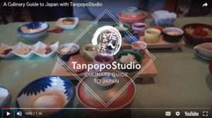 A Culinary Guide to Japan Tour Video