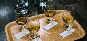 Japanese Whisky Samples Hakushu Distillery