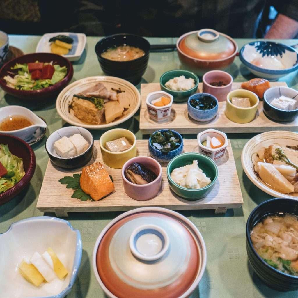 Japanese Breakfast Edible Japan
