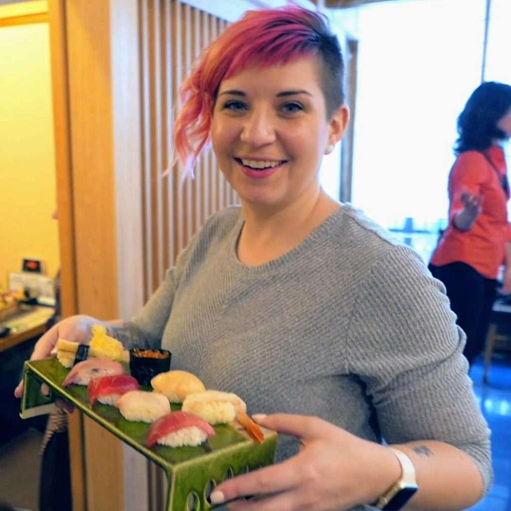 Sushi Class Edible Japan