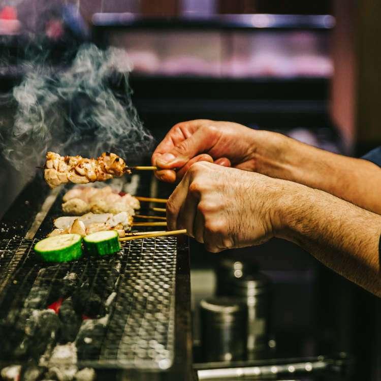 Yakitori Edible Japan